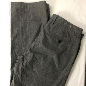 J. CREW W30 x L30 Gray Bedford Slim Pants